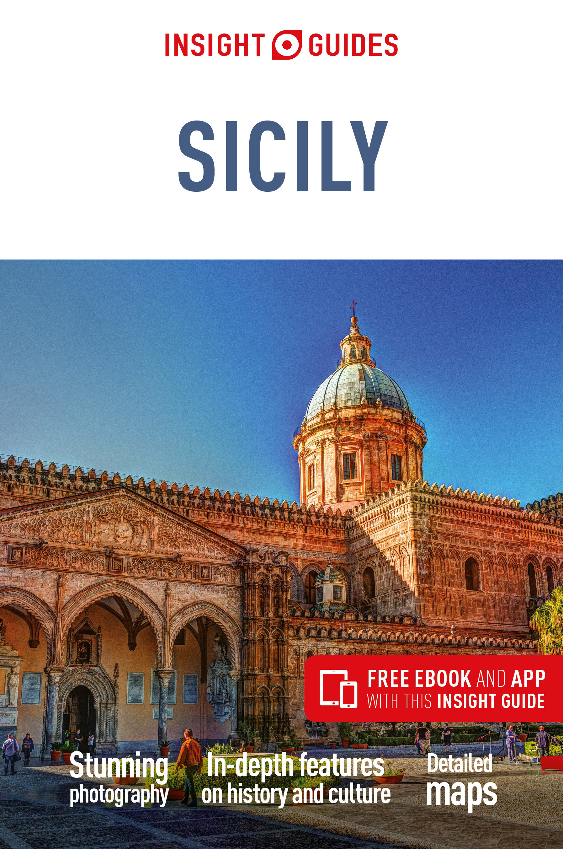Sicily (Travel Guide with Free eBook)