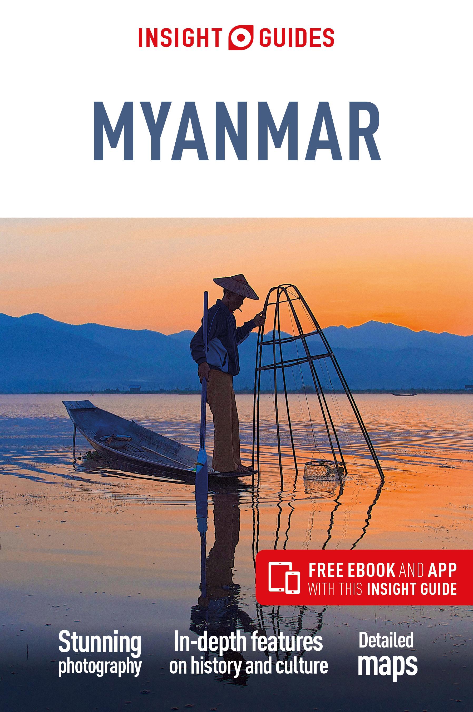 Myanmar (Burma) (Travel Guide with Free eBook)