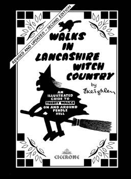 Lancashire Witch Country walking guide 30 circular walks