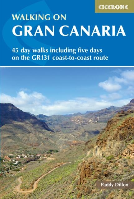 Gran Canaria walking / Incl.GR131 coast-to-coast route