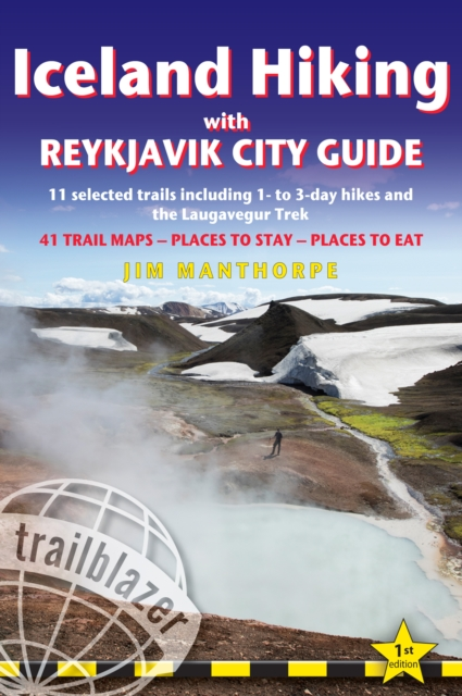 Iceland Hiking - with Reykjavik City Guide