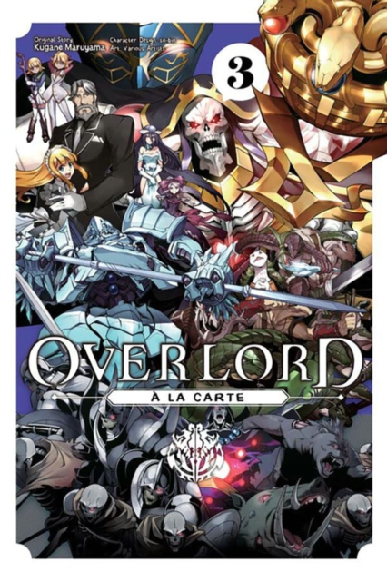 Overlord a la Carte, Vol. 3