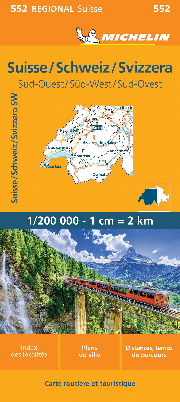 Zwitserland Zuid-West