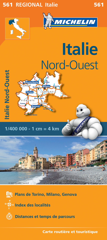 561 Italie Nord-Ouest - Noordwest-Italië