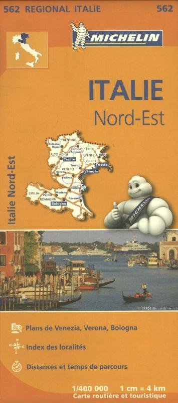 562 Italie Nord-Est - Noordoost-Italië