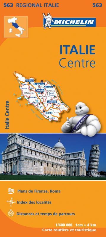 563 Italie Centre - Midden-Italië
