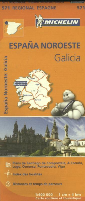 571 España Noroeste: Galicia
