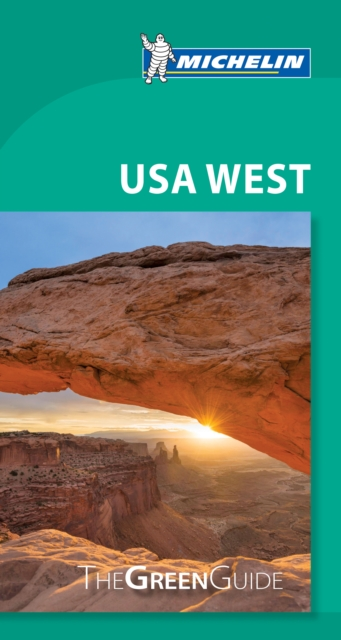 USA West - Michelin Green Guide