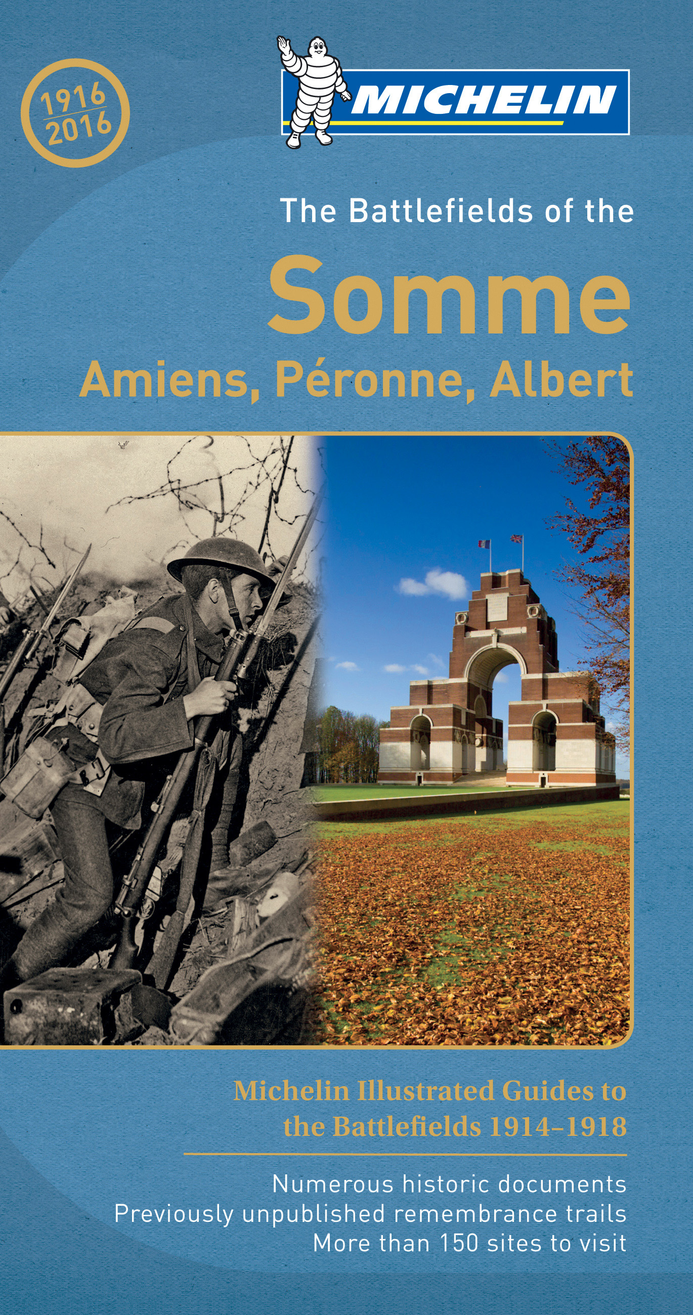 The Battlefields of the Somme - Michelin Green Guide