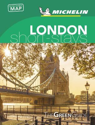 Michelin Green Guide Short Stays London