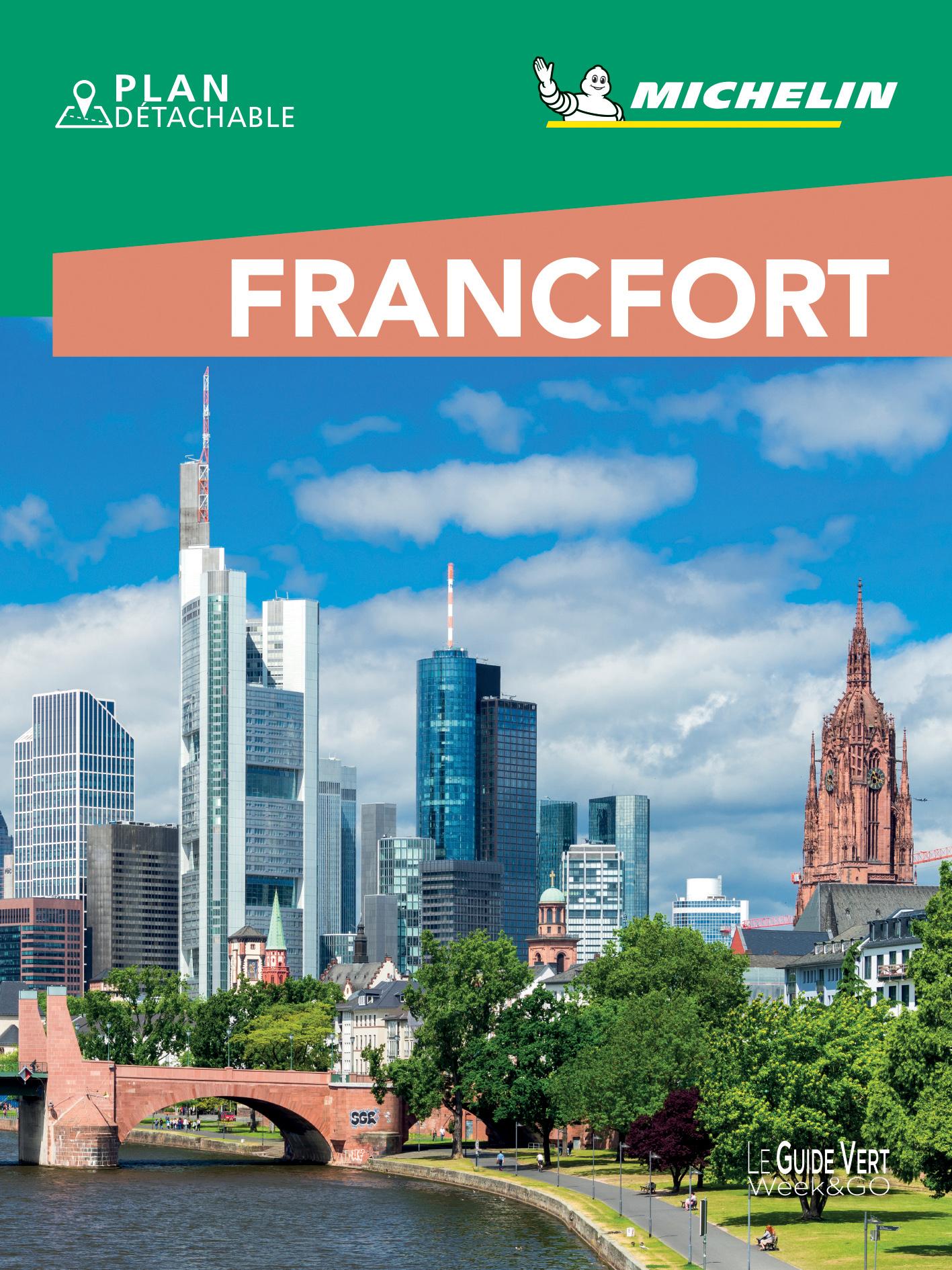 Michelin Le Guide Vert Francfort