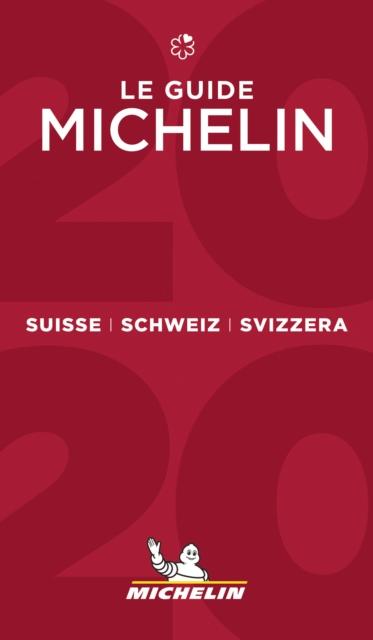 Suisse Schweiz Svizzera - The MICHELIN Guide 2020