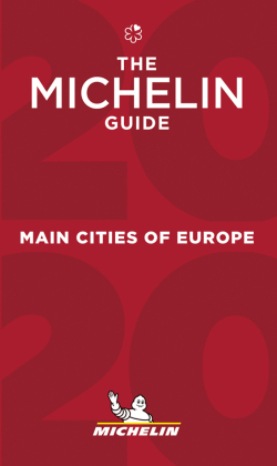 *MICHELINGIDS MAIN CITIES OF EUROPE 2020