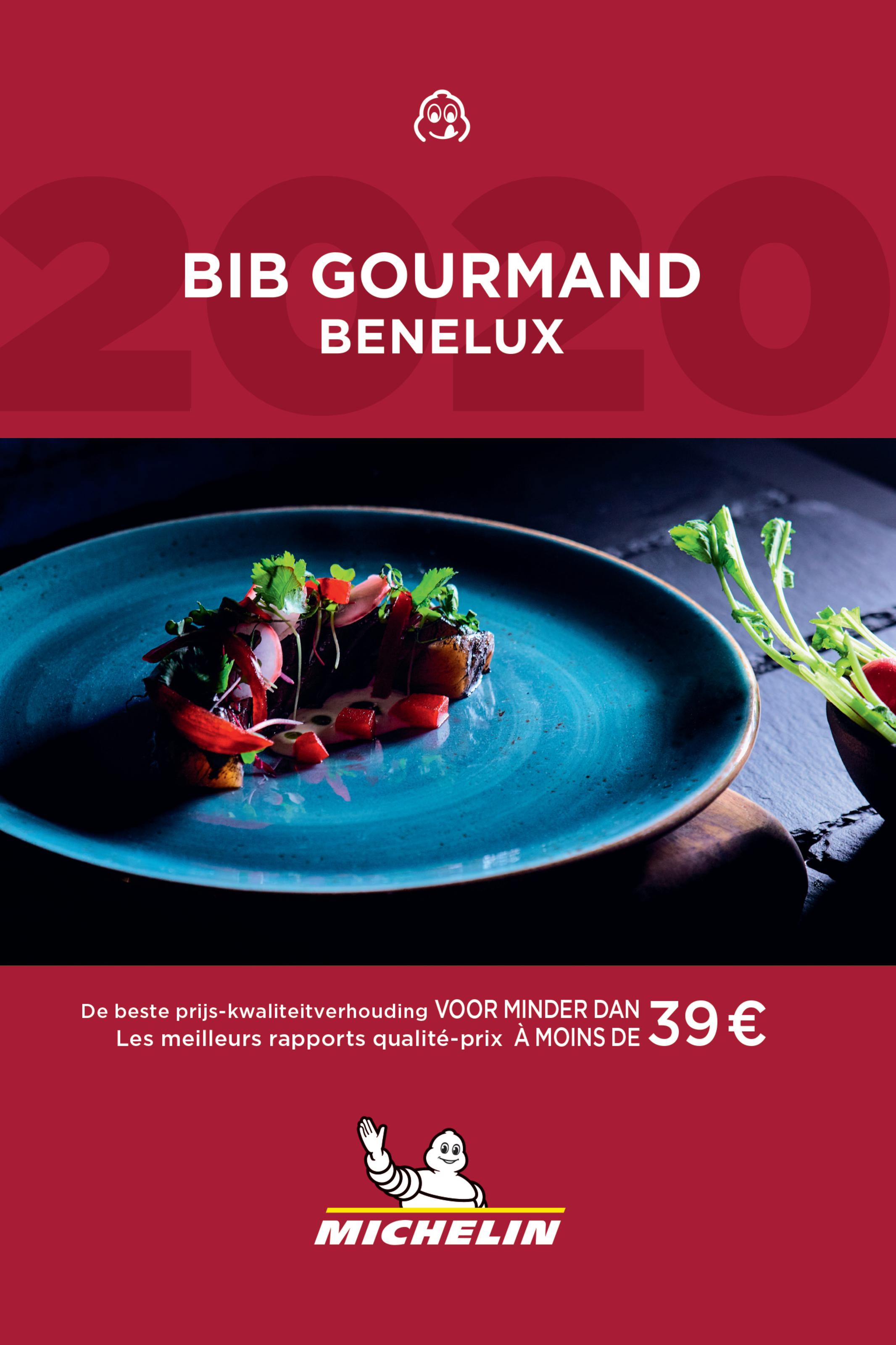 *BIB GOURMAND BENELUX 2020