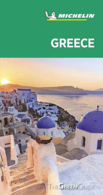 Greece - Michelin Green Guide