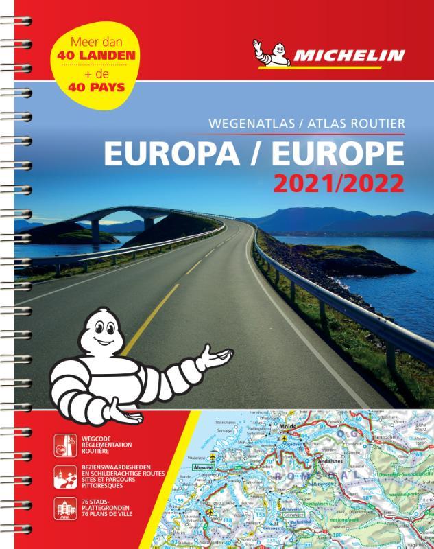 ATLAS MICHELIN EUROPE 2020