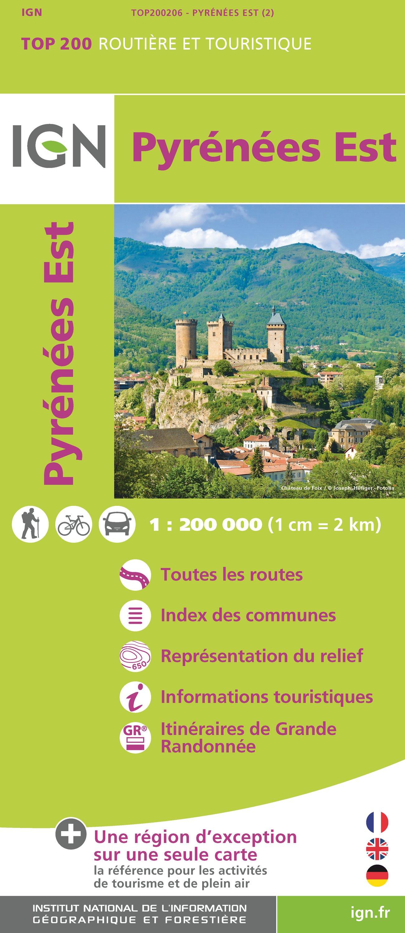 Pyrénées Est