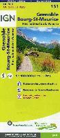 Grenoble / Bourg-St-Maurice PN Vanoise