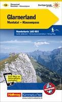 KuF Schweiz Wanderkarte 12 Glarnerland - Walensee