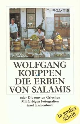Koeppen, W: Erben von Salamis/GD