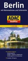 ADAC Stadtplan Berlin 1 : 25 000