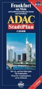 ADAC Stadtplan Frankfurt am Main 1 : 20 000 LZ bis 2021