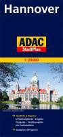 ADAC Stadtplan Hannover 1 : 20 000