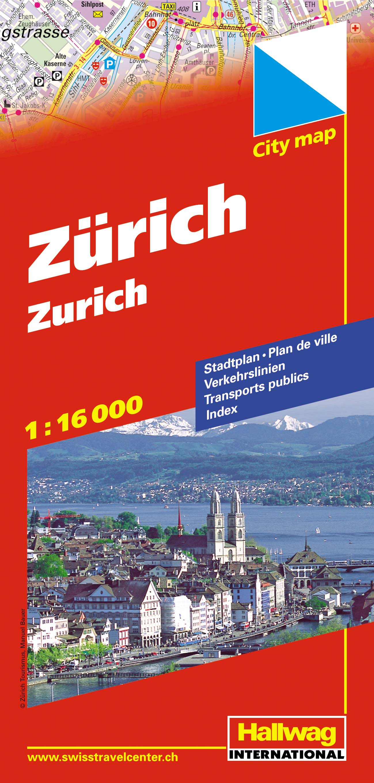Zurich CityMap