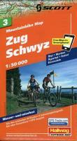 MTB-Karte 03 Zug - Schwyz 1:50.000