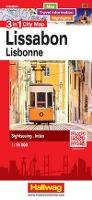 Stadtplan Lissabon 1:15 000