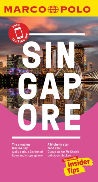 Singapore Marco Polo Pocket Travel Guide - with pull out map