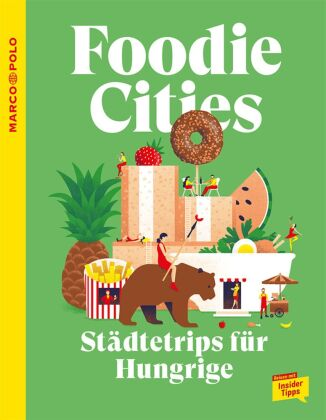 MARCO POLO Foodie Cities