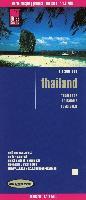 Reise Know-How Landkarte Thailand 1 : 1.200.000