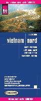 Reise Know-How Landkarte Vietnam Nord 1 : 600.000