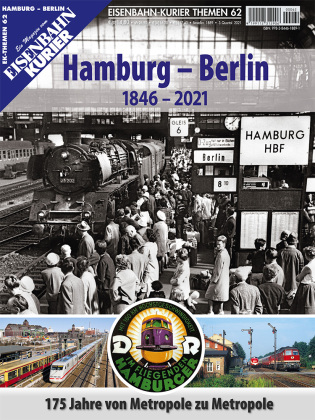 Berlin - Hamburg (1846-2021)