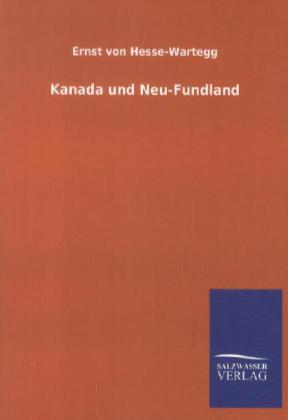 Kanada und Neu-Fundland