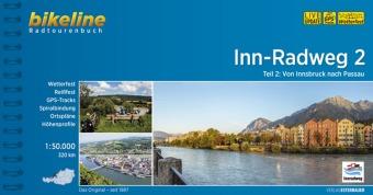 Inn - Radweg 2 Von Innsbruck nach Passau