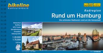 Hamburg Radatlas schönsten Radt. rund um die Hansestadt