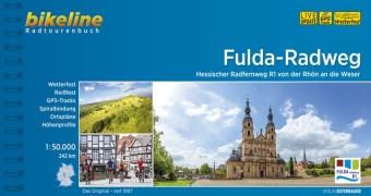 Fulda - Radweg von der Rhön an die Weser