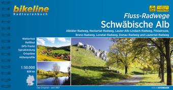 Schwäbische Alb Fluss-Radwege