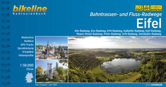 Eifel Flüsse und Bahntrassen
