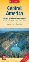 Nelles Map Central America 1:1 750 000