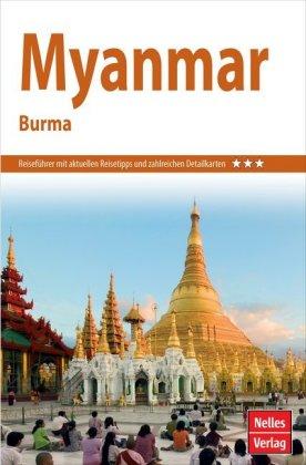 Nelles Guide Reiseführer Myanmar - Burma