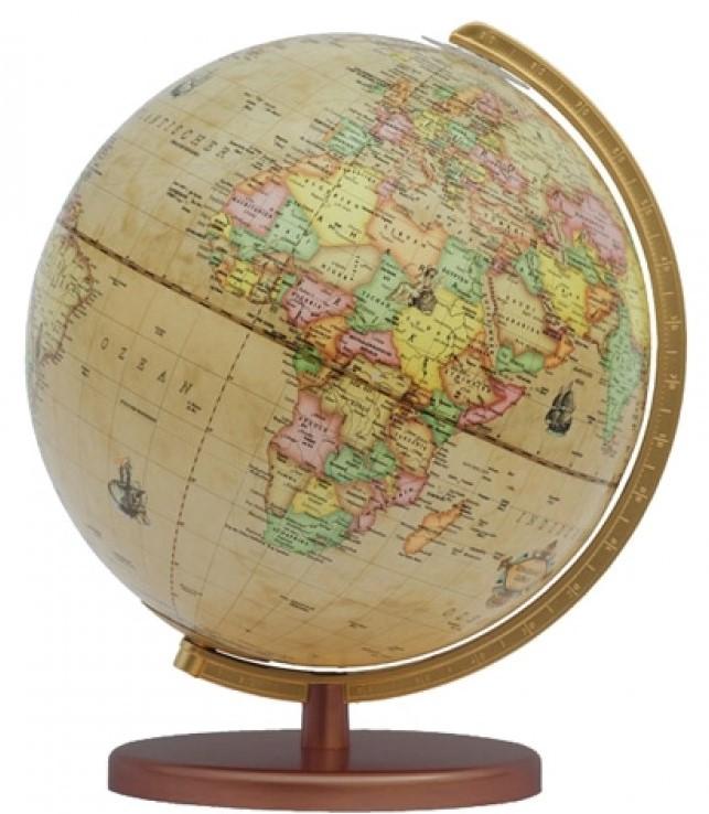 Globe Renaissance - houten voet
