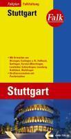 Falk Stadtplan Falkfaltung Stuttgart 1: 22 500