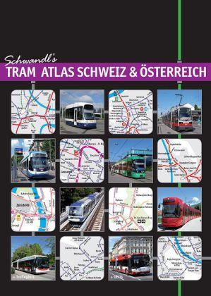 Schwandl's Tram Atlas Schweiz und Österreich