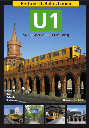Berliner U-Bahn-Linien: U1