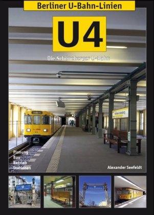 Berliner U-Bahn-Linien: U4