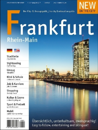 New in the City Frankfurt/Rhein-Main 2016/17