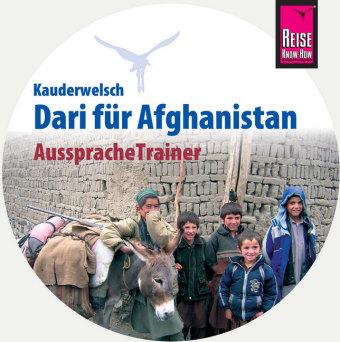 RKH Kauderwelsch AusspracheTrainer Dari für Afghanistan